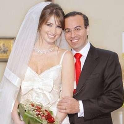 حفل زفاف أنابيلا هلال ونادر صعب
