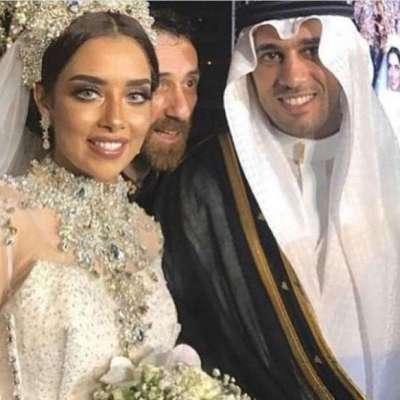 Balqees Fathi and Sultan Bin Abdullatif