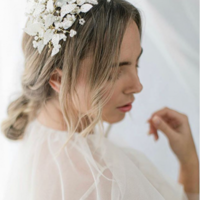 Bridal Hair Accessories in Dubai