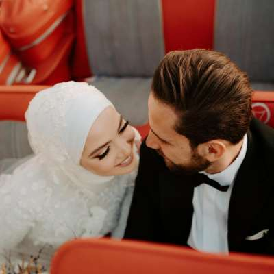 اجمل صور عرسان من حفلات الزفاف العربية