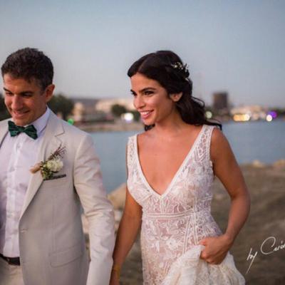 حفل زفاف ريتا حايك وعبد الله ربيز