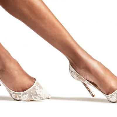 The Best Bridal Shoes Dubai Shops