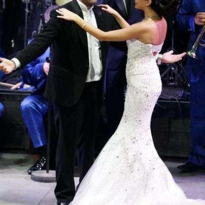 Hicham Haddad and Nathalie Zarka's Wedding