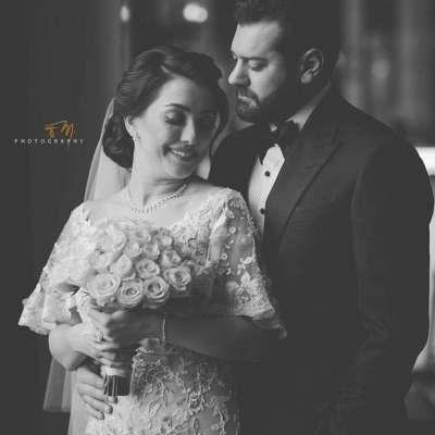 Kinda Alloush and Amr Youssef's Wedding