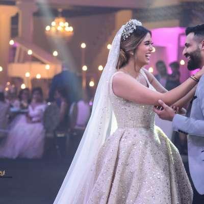 A Classical Romantic Wedding in Lebanon