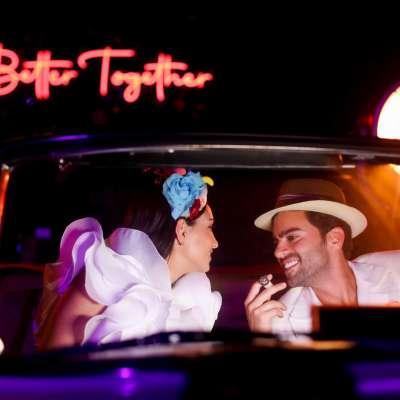 One Night in Havana Wedding