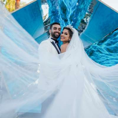 Ilyan and Ahmad's Unique Wedding in Amman