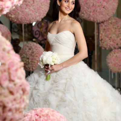 The Magical Wedding of Cerina and Mohamad in Lebanon