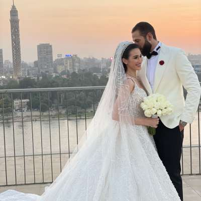 A Floral Haven Wedding in Egypt