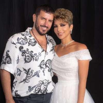 Assala and Faik Hassan Marriage