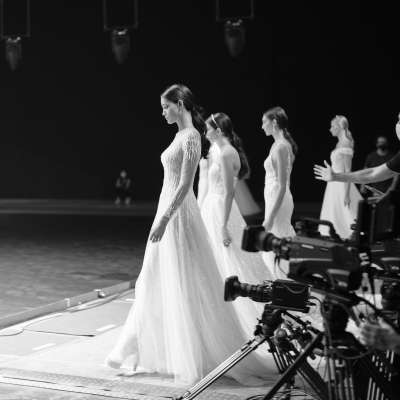 Barcelona Bridal Fashion Week Brings Together the Bridal Industry for a Charity Gala