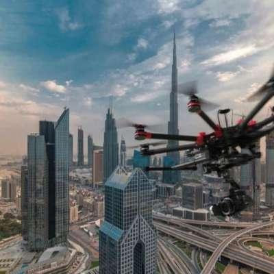 Drone Videographers in Dubai