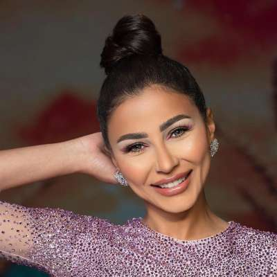 Sister of The Bride Hairstyle Ideas Inspired by Arab Celebrities