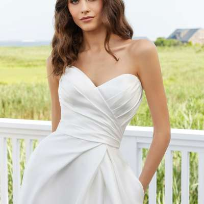 The Other White Dress by Morilee for 2022