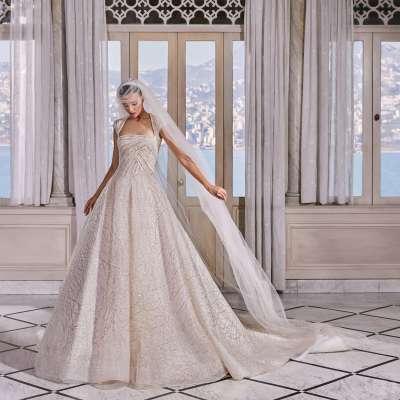 La Mariee Fall 2022 Wedding Dress Collection by Tony Ward