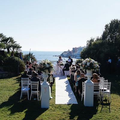 Destination Wedding in Italy by Rose & Perle
