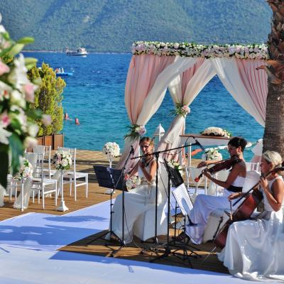 Nilyum Wedding & Event Design Wedding in Bodrum