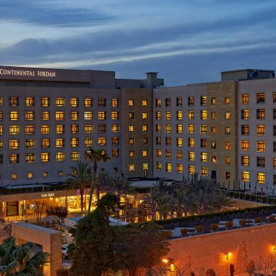 فندق الأردن انتركونتينتال