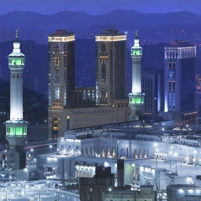 Jabal Omar Hilton & Convention Center Makkah