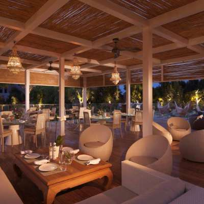 The Farm Restaurant, Al Barari