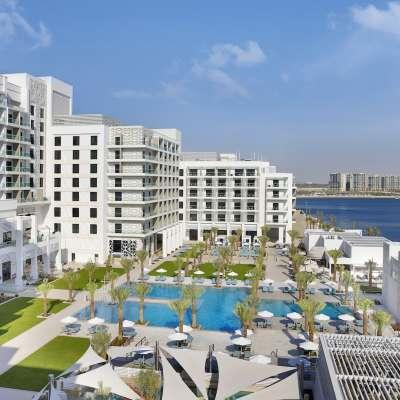 فندق هيلتون أبوظبي جزيرة ياس