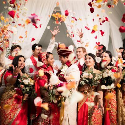اعراس هندية