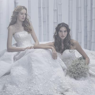 Michael Cinco Wedding Dresses 2019