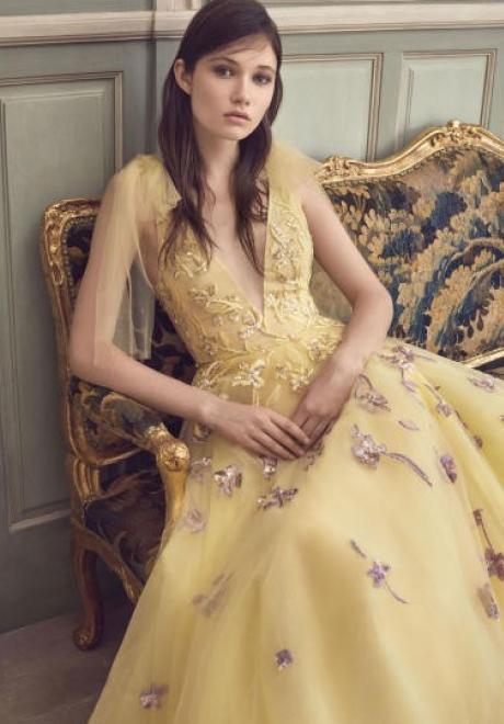 Your 2019 Engagement Dress by Monique Lhuillier
