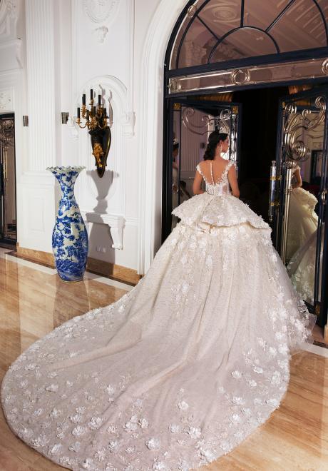Beautiful Wedding Dresses by Feya Bridal