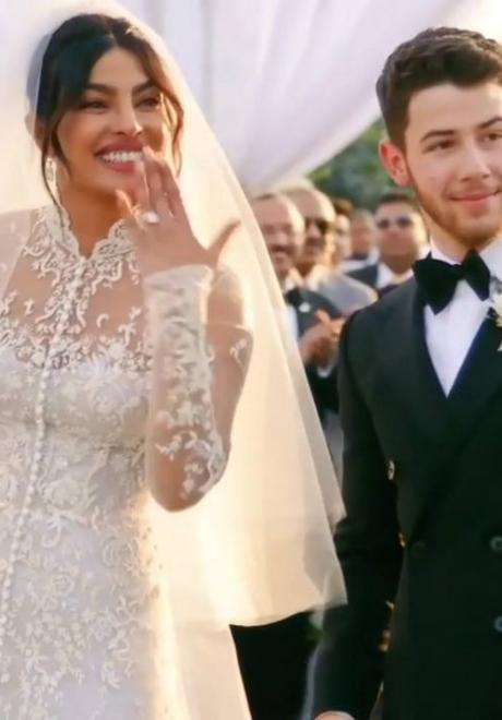 Your Bridal Inspiration: Priyanka Chopra
