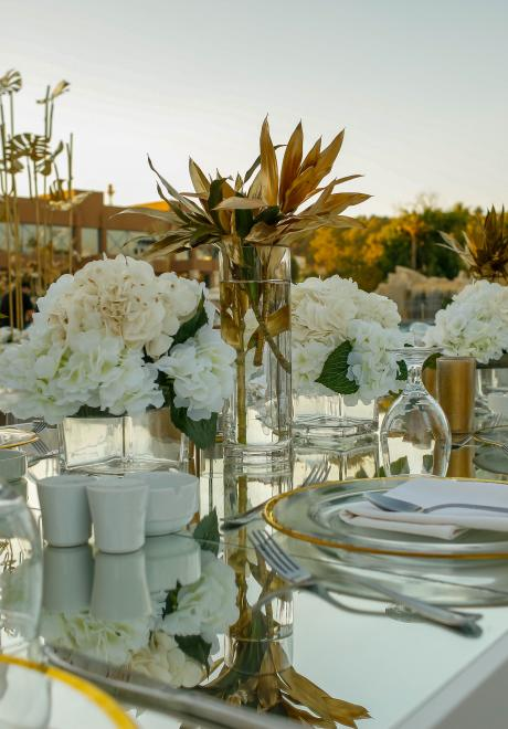 A Reflections Wedding Theme By iJordan Weddings