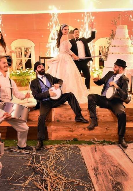 The Wedding of Mohammad and Lulu in Latakia