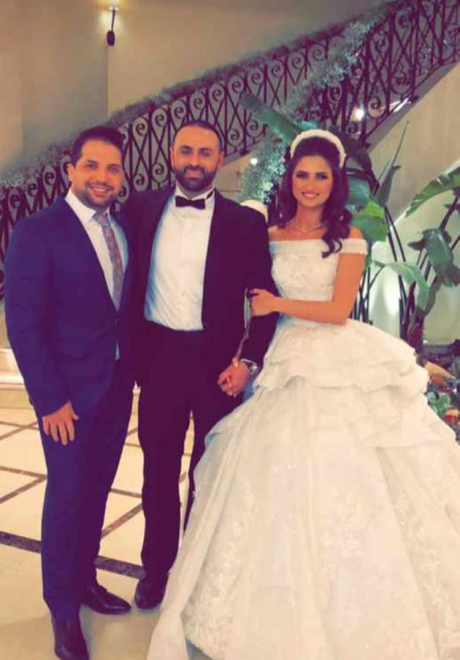 Ali and Laila's Wedding in Amman