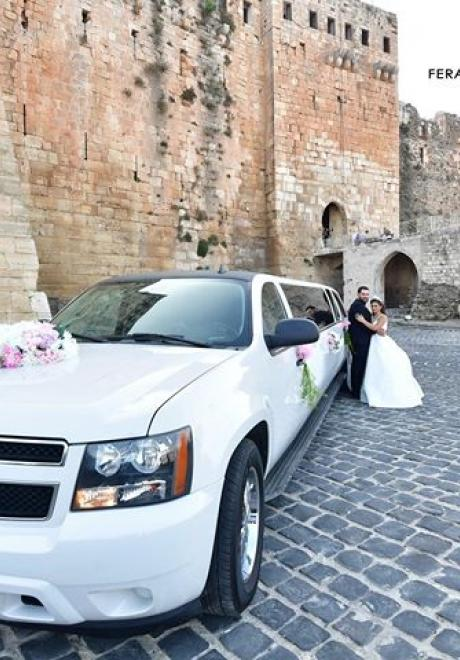 Nicola and Olga's Wedding in Syria