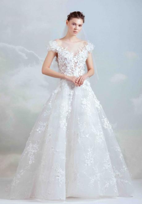"""مجموعة """"العروس الملكية"""" من تصميم جيمي معلوف لعام 2019"""