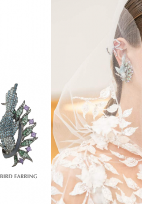 Ines Di Santo's 2019 Jewelry Collection