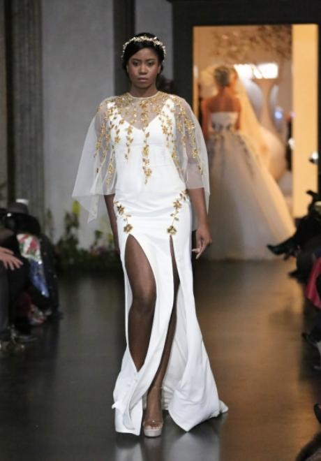 Abed Mahfouz Wedding Dresses For Spring 2018