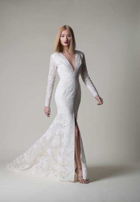 The 2019 Alan Hannah Wedding Dress Collection