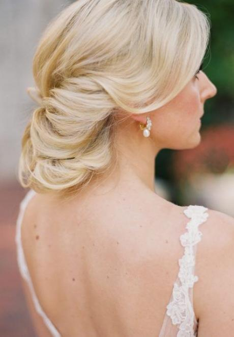 The Most Beautiful Bridal Hairstyle Pictures in 2019