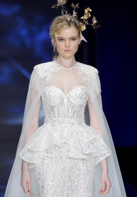 The 2020 Wedding Dress Collection By Emiliano Bengasi