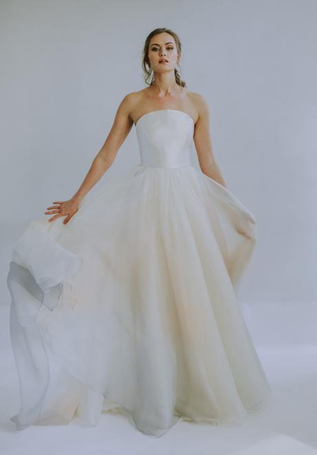 احدث مجموعات فساتين زفاف 2020 من تصميم ليان مارشال