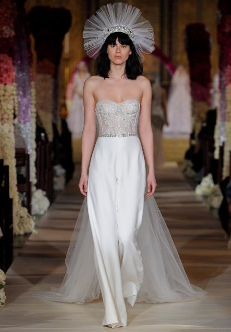 Reem Acra 2020 Thank You Wedding Dress Collection