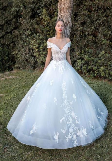 2020 Wedding Dresses Capsule Collection by Demetrios