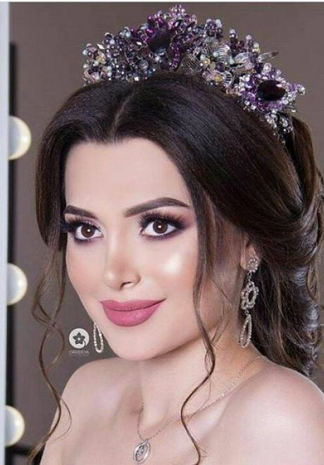 Beautiful Bridal Hairstyles with Tiaras
