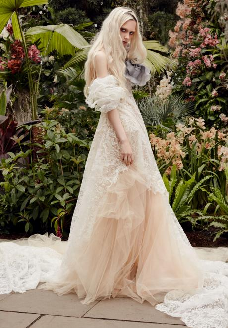 The 2020 Wedding Dress Collection by Vera Wang