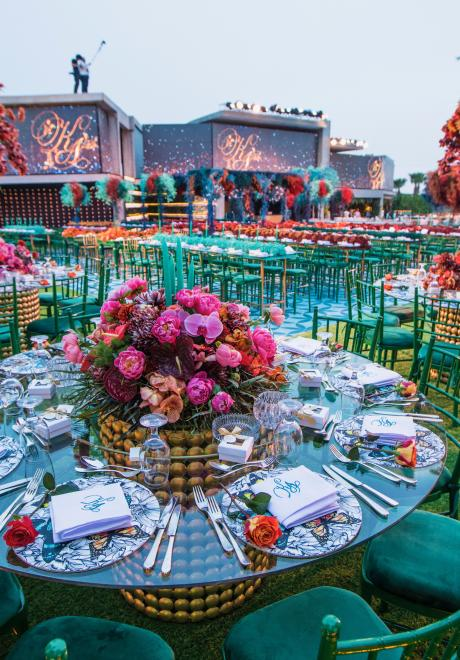Eden Garden Wedding in Egypt by My Event Design