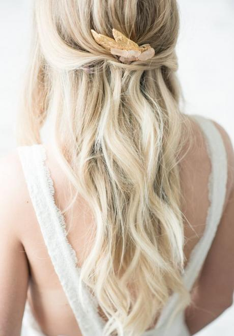 Simple Bridal Hairstyles You Will Love