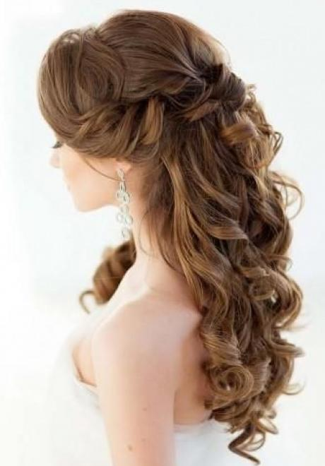 Bridal Hairstyles For Long Hair