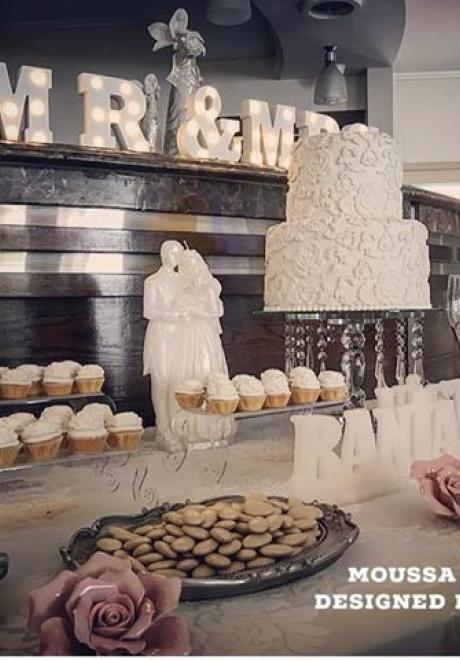 حفل زفاف فيكتور ورانيا في سوريا
