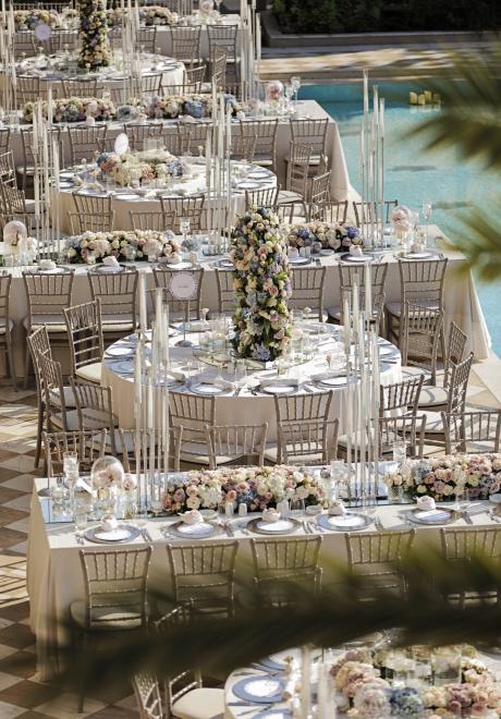 حفل زفاف هيفاء وعلاء في اسطنبول